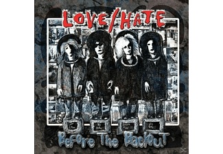 Love/Hate - Before The Blackout! - (CD)