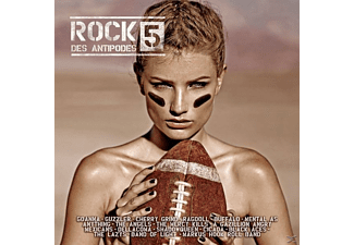 VARIOUS - Rock Des Antipodes 5 - (CD)