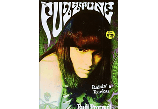 The Fuzztones - Raisin' A Ruckus (By Rudi Protrudi) - (CD + Buch)