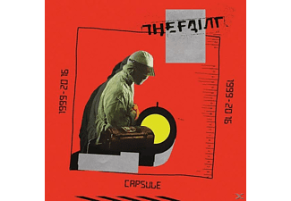 "The Faint - Capsule: 1999-2016 (2LP+7"") - (LP + Download)"