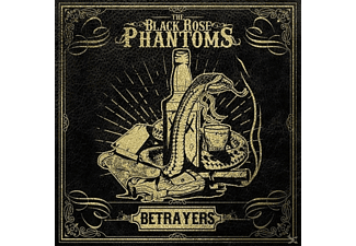 Black Rose Phantoms - Betrayers - (Vinyl)
