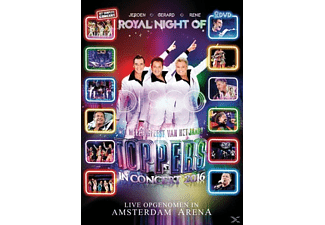 De Toppers - Toppers in Concert 2016 - Royal Night of Disco | DVD