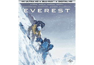 Everest | 4K Ultra HD Blu-ray