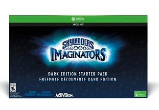 Skylanders Imaginators - Starter Pack (Dark Edition) | Xbox 360