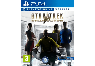 Star Trek – Bridge Crew (VR) | PlayStation 4