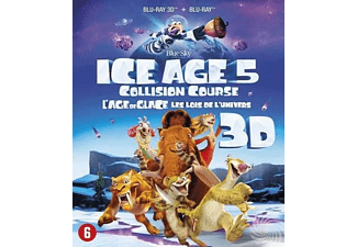 Ice Age - Collision Course (3D) | Blu-ray