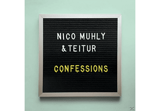 Nico & Teitur Muhly - Confessions [CD]