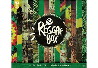 VARIOUS - Reggae Box [CD]