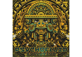 VARIOUS - Psychofluid: Evolution [CD]