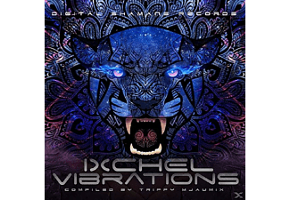 VARIOUS - Ixchel Vibrations - (CD)
