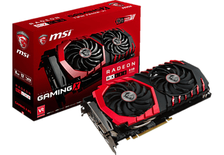 MSI Radeon RX 480 Gaming X 8GB (V341-003R)( AMD, Grafikkarte)