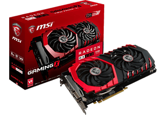 MSI Radeon RX 480 Gaming X 8GB (V341-003R) (AMD, Grafikkarte)