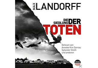 Die Siedlung Der Toten (MP3) - 2 MP3-CD - Krimi/Thriller