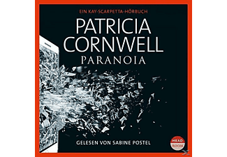 Patricia Cornwell - Paranoia (MP3) - (MP3-CD)