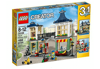 Creator Toy & Grocery Shop - (31036)