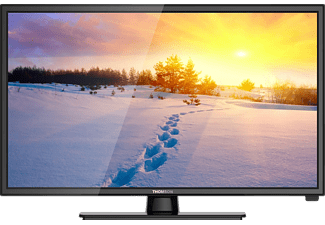 THOMSON 22FB3113 LED TV (Flat, 22 Zoll, Full-HD)