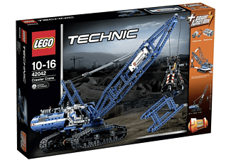 Technic Crawler Crane - (42042)