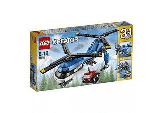 Creator - Twin Spin Helicopter - (31049)