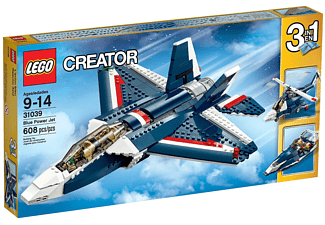 Creator Blue Power Jet - (31039)