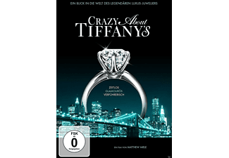Crazy about Tiffany's - (DVD)