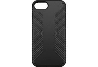 SPECK PRESIDIO, Backcover, iPhone 7 Plus, Kunststoff, Schwarz