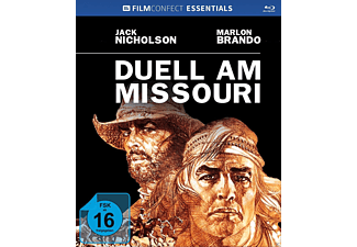 Duell Am Missouri (Mediabook) - (Blu-ray)