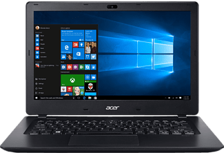 ACER Aspire V 13 (V3-372-34W8), Notebook mit 13.3 Zoll Display, Core™ i3 Prozessor, 4 GB RAM, 128 GB SSD, Intel® Iris™ Graphics 550