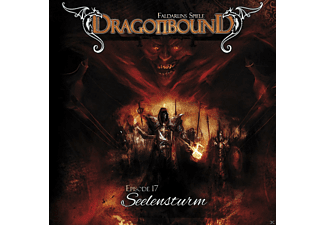 Kluckert,Jürgen/Zech,Bettina/Michaelis,Torsten/+++ - Dragonbound 17-Seelensturm - (CD)