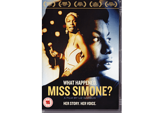 Nina Simone - What Happened,Miss Simone? [DVD]