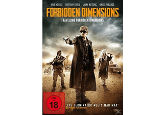 Forbidden Dimensions - Uncut Edition - (DVD)