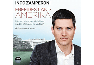 Ingo Zamperoni - Fremdes Land Amerika - (CD)