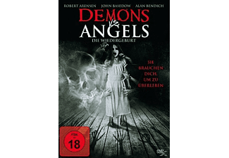Demons Vs. Angels - Uncut Edition [DVD]