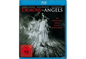Demons Vs. Angels - Uncut Edition [Blu-ray]