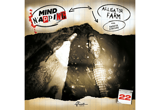 Stritzel,Oliver/von Stengel,Marion/Rieke,Nils/+++ - MindNapping 22: Alligator Farm - (CD)