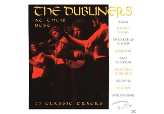 The Dubliners - The Dubliners At Their Best - (CD)
