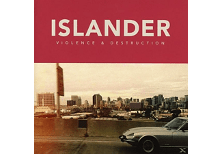 The Islander - Violence & Destruction - (CD)