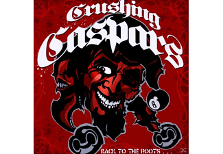 The Crushing Caspars - Back To The Roots...Nevertheless Up To Date! - (CD)