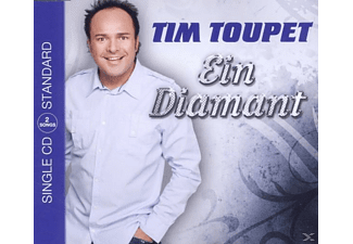 Tim Toupet - Ein Diamant (2track) - (5 Zoll Single CD (2-Track))