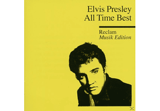 VARIOUS - All Time Best-Elvis 30 Nummer1 Hits [CD]
