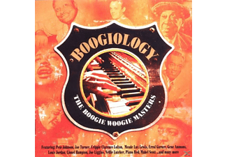 VARIOUS - Boogiology-The Boogie Woogie Masters - (CD)