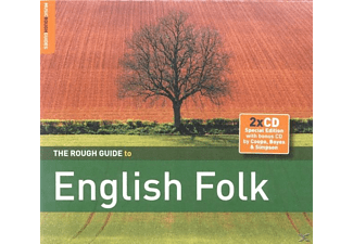 VARIOUS - The Rough Guide To English Folk - (CD)