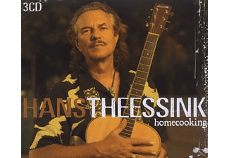Theessink Hans - Homecooking - (CD)