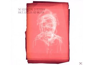 Malte/red Balloon Schiller - The Second Time Is Different - (CD)