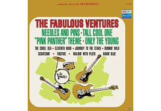The Ventures - The Fabulous Ventures - (CD)