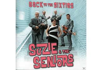 Suzie & The Seniors - Back To The Sixties - (CD)