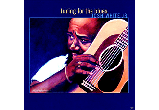 Josh Jr. White - Tuning For The Blues - (CD)