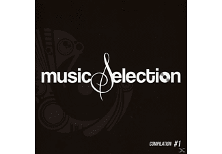 VARIOUS - Music Selection Comp 1 - (CD)
