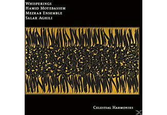 Hamid/mezrab Ensemble Motebassem - Whisperings - (CD)