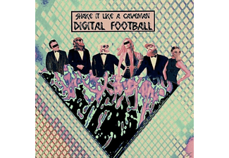 Shake It Like A Caveman - Digital Football - (Vinyl)