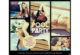 VARIOUS - Pool Party - (CD)